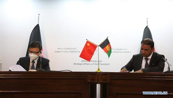 China provides non-emergency humanitarian aid to Afghanistan: FM
